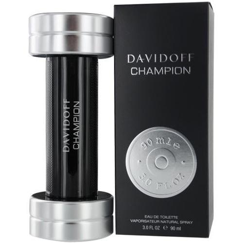 Apa de toaleta Davidoff, Champion, Barbati, 50 ml, 90 ml