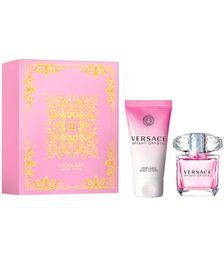 Set Versace Bright Crystal, Femei: Apa de Toaleta, 30 ml + Lotiune de corp, 50 ml