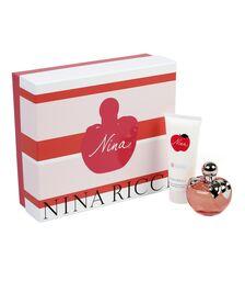 Set Nina Ricci, Nina, Femei: Apa de Toaleta, 80 ml + Lotiune de corp, 100 ml